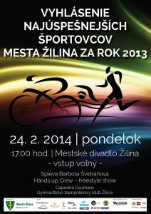 sportovec_roka_mesta_zilina_2013