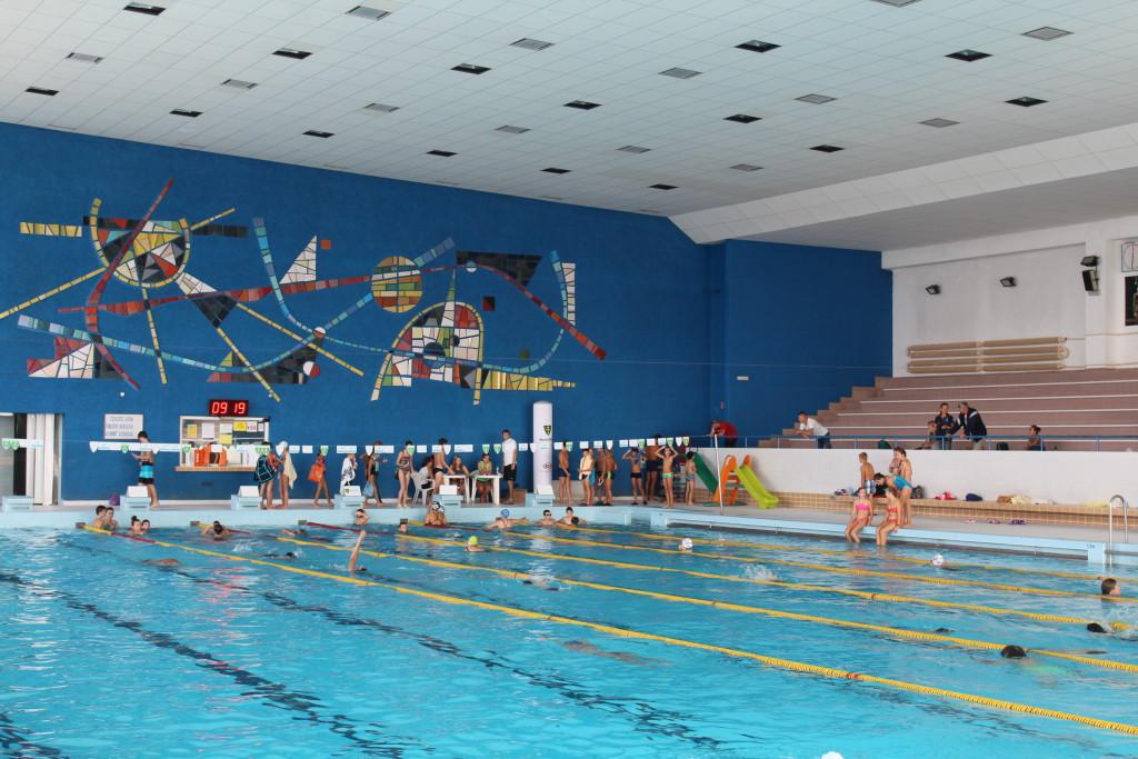 Účastníci Žilinskej plaveckej štafety preplávali vyše tisíc kilometrov